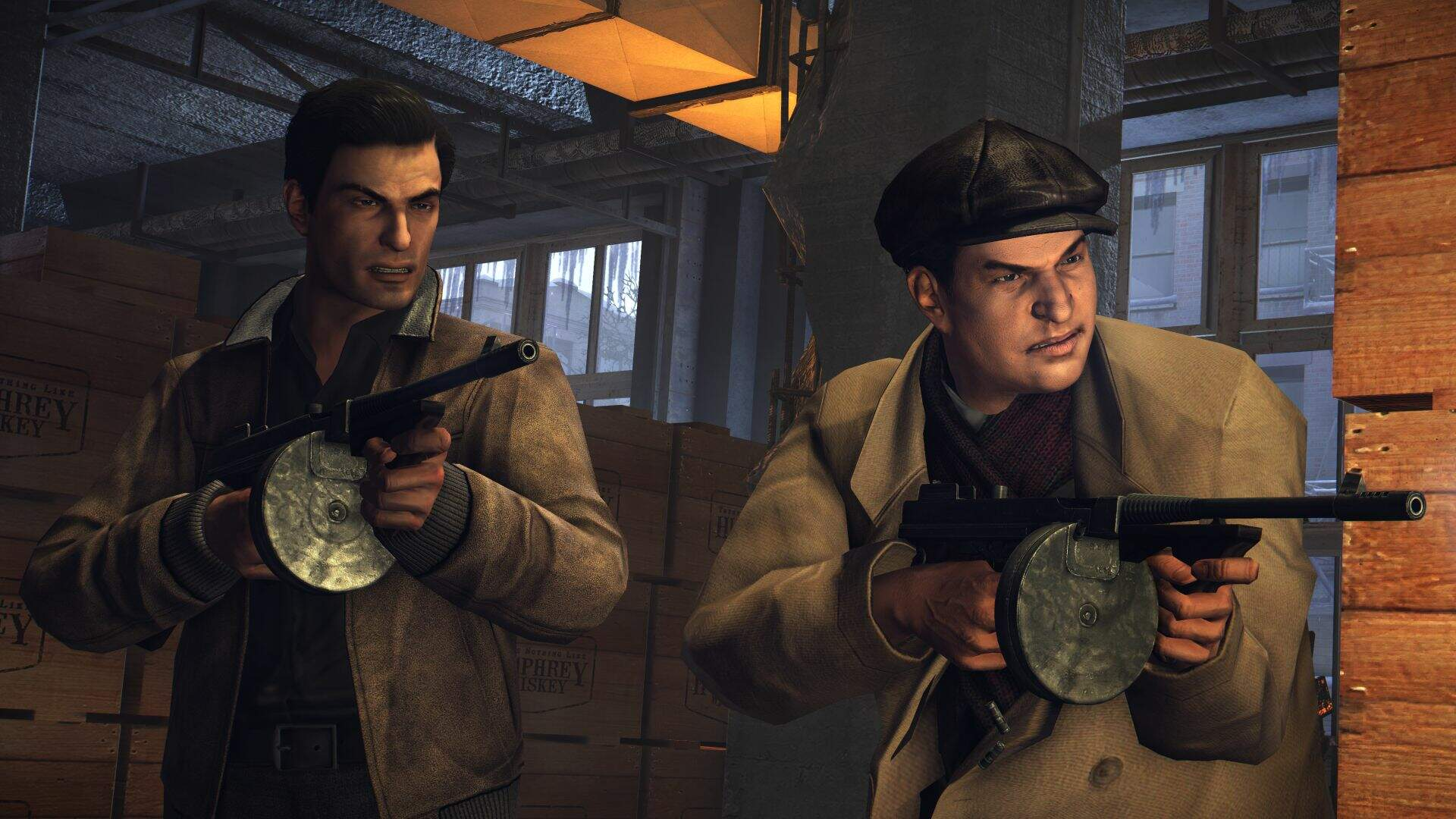 Mafia 2 Remaster Launching Today, With a Full Remake of the Original Coming in August