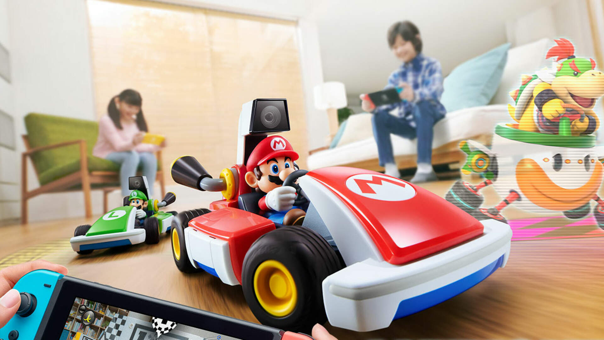 Mario Kart Live: Home Circuit Almost Justifies the Augmented Reality Rat Race