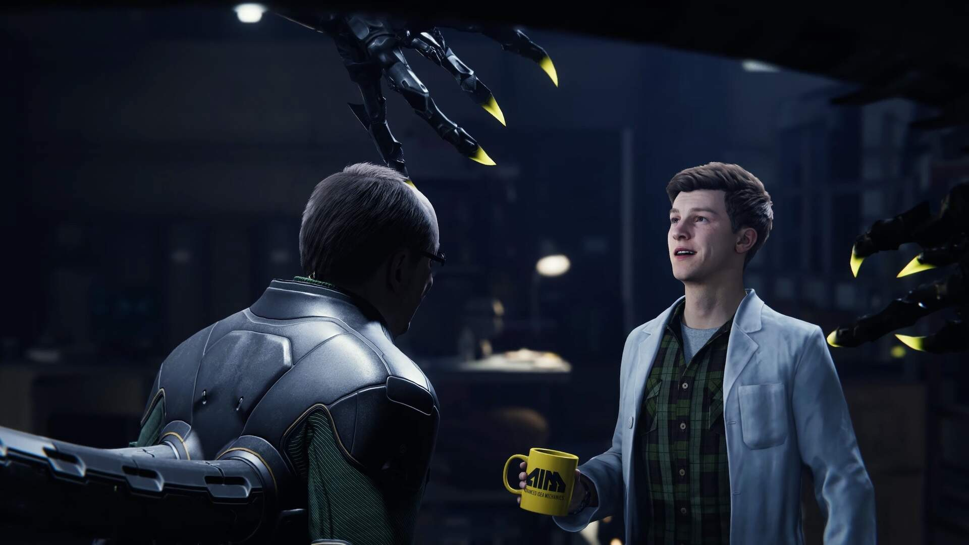 Insomniac and Peter's Voice Actor Respond to Marvel's Spider-Man Face Recasting for PS5