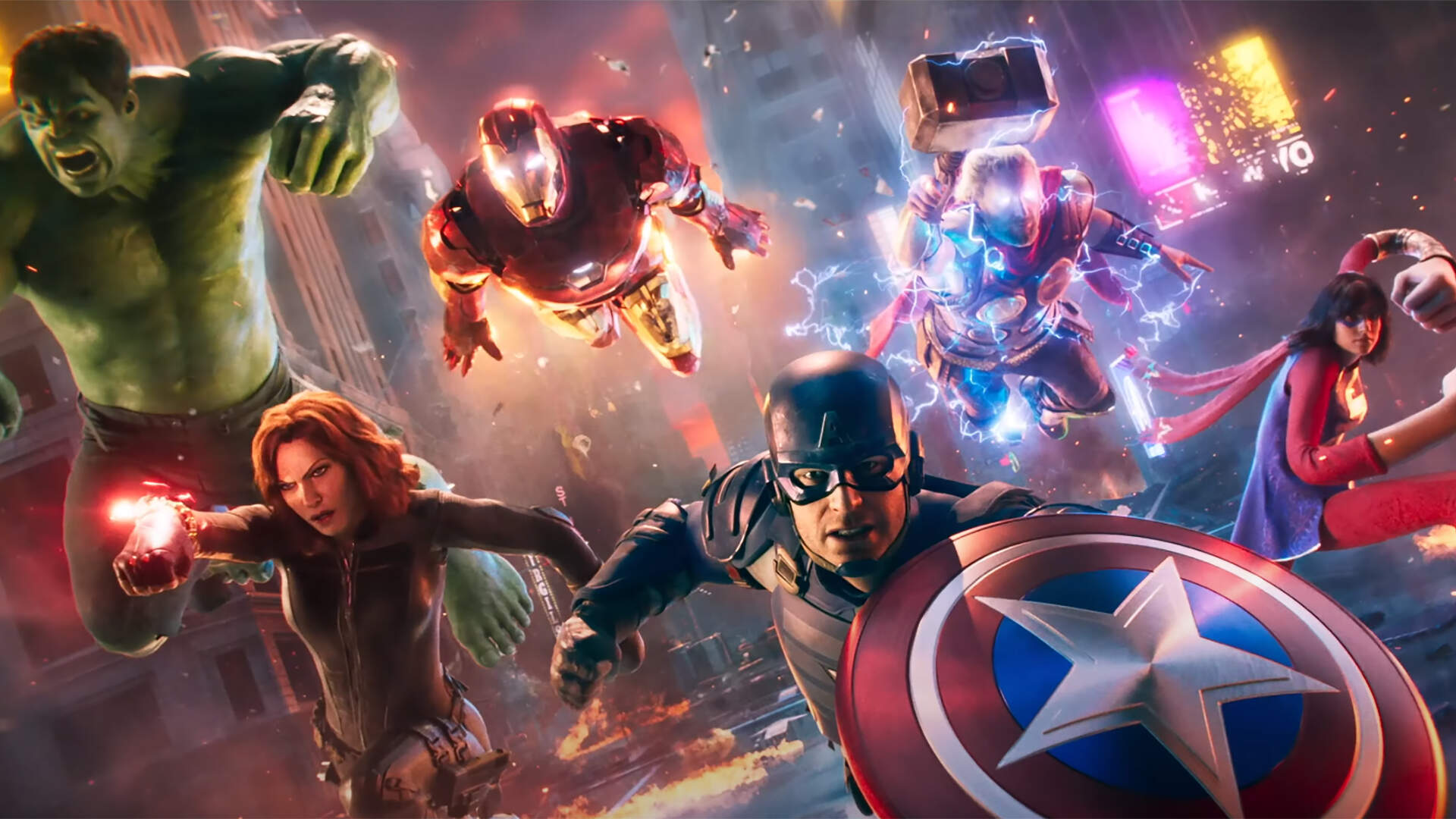 Marvel's Avengers Review: The Civil War Within