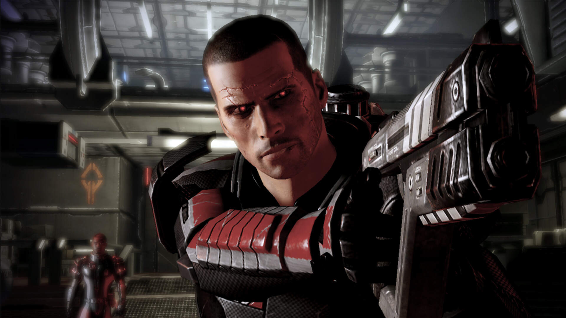 In Mass Effect, Shepard Never Gets to be More Than a Soldier