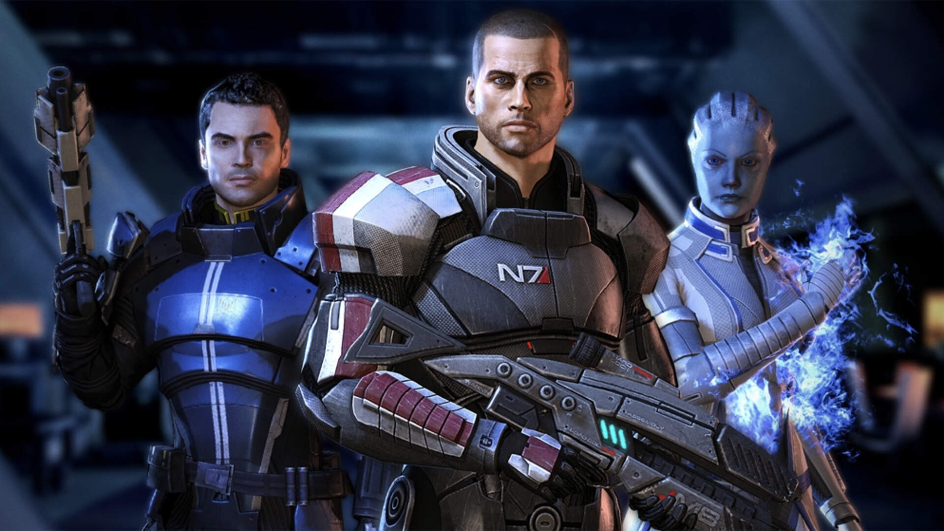Mass Effect Trilogy Remaster Resurfaces in Retailer Listing