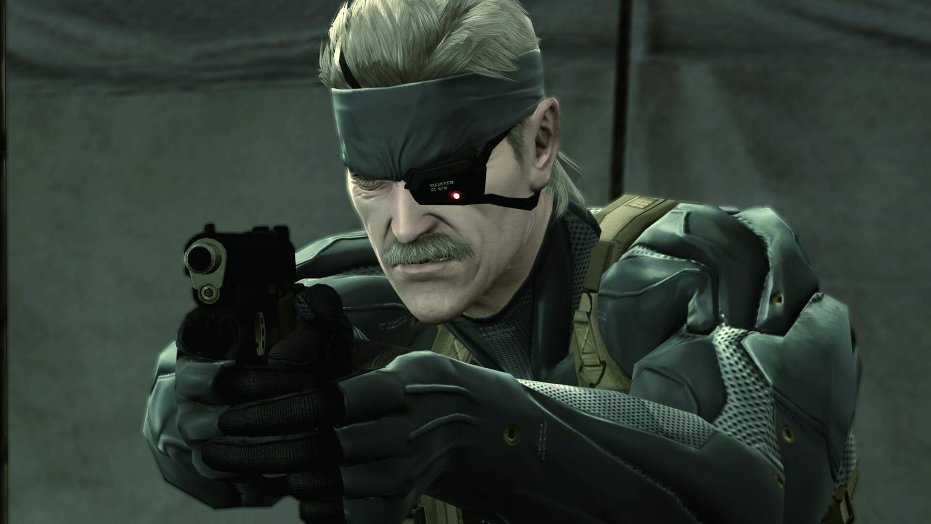 Metal Gear Solid Movie Reportedly Casts Oscar Isaac as Solid Snake