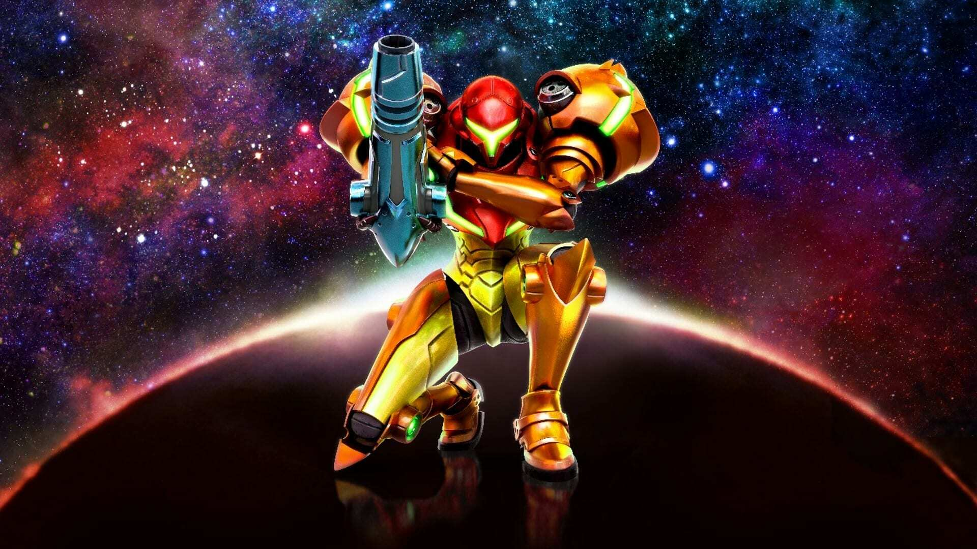 Samus Has a Bastard Space Son in a Weird Bit of Half-Canon Metroid Lore