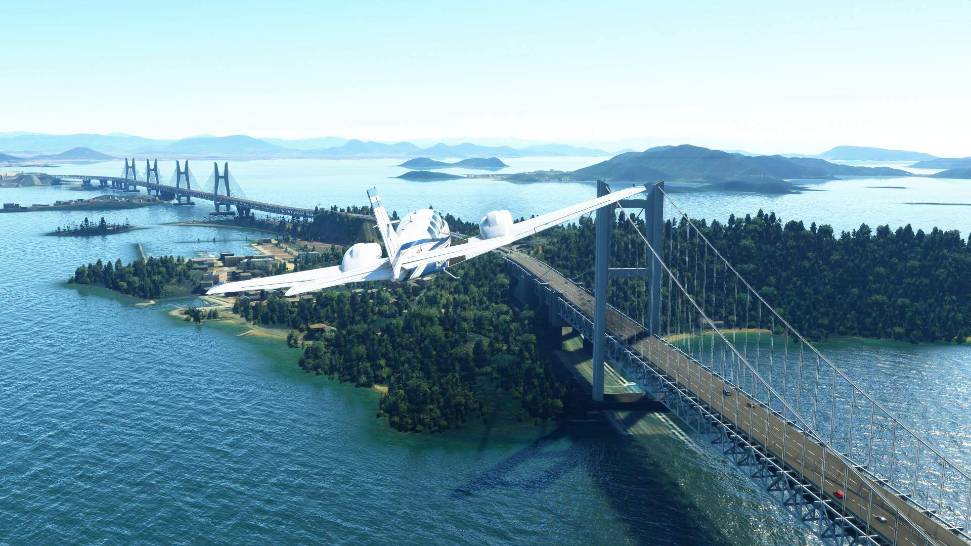Microsoft Flight Simulator's First World Update Is an Upgraded Tour of Japan