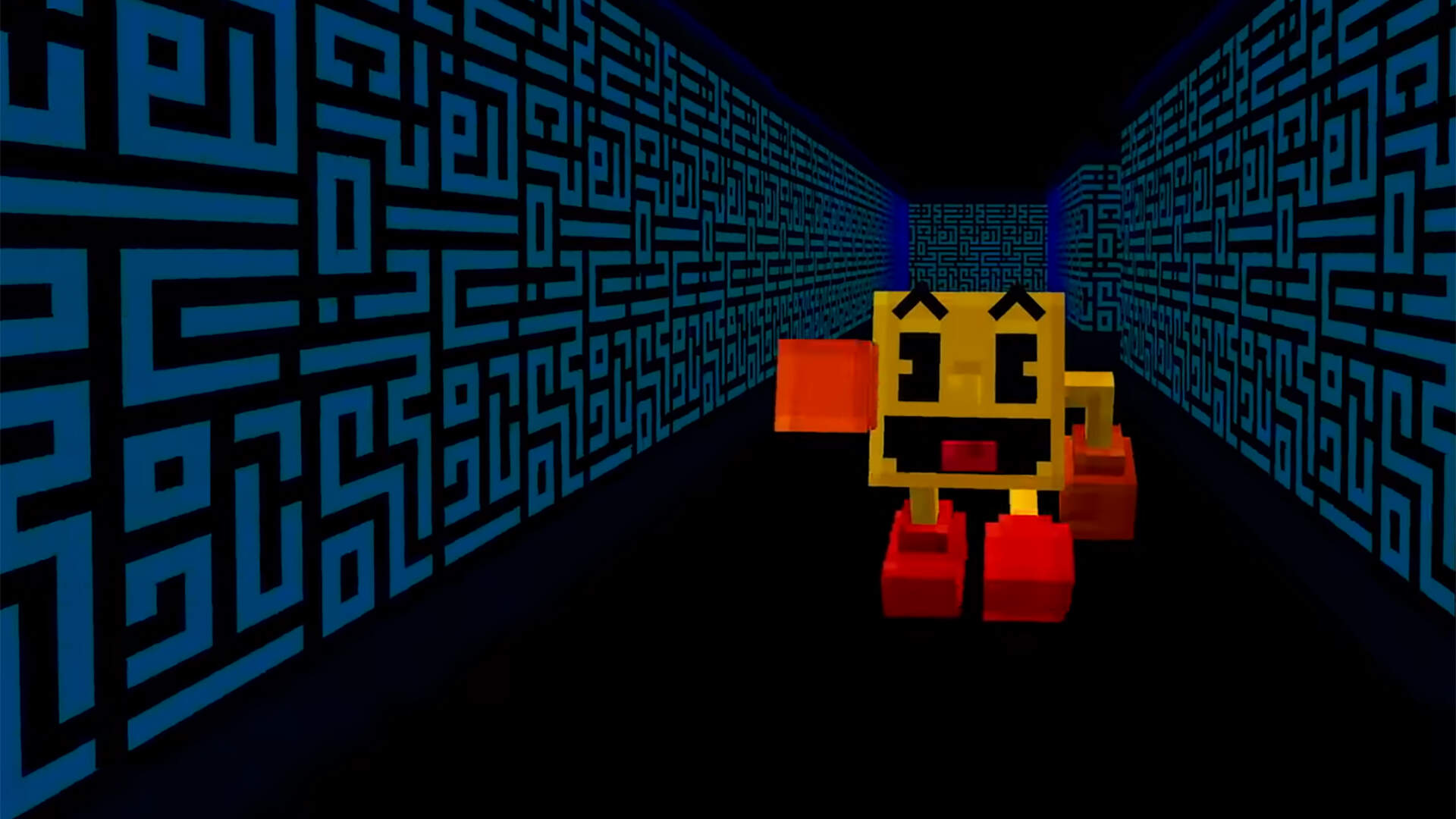 Minecraft Celebrates Pac-Man's 40th By Putting Him In the Game