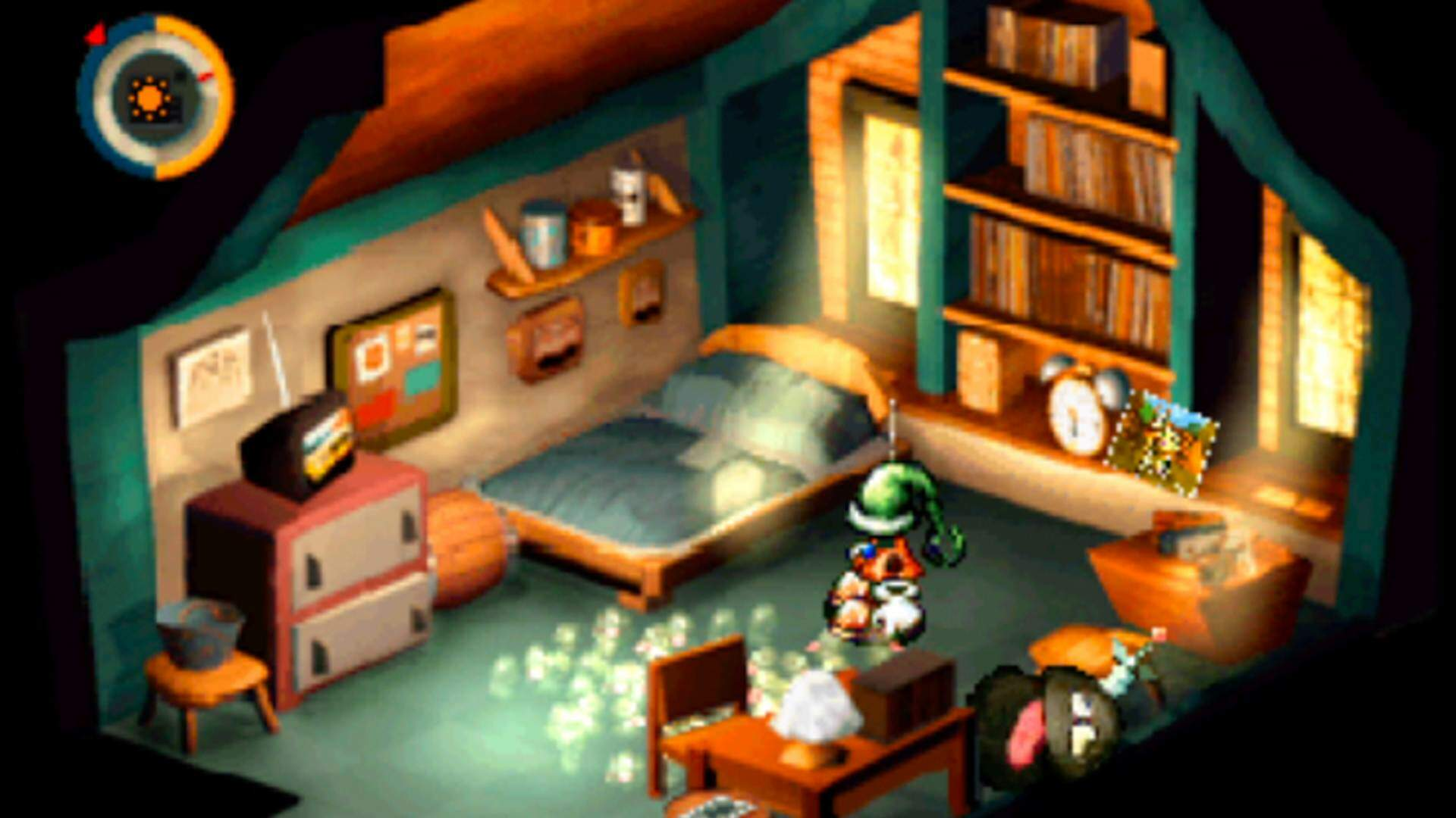 """Unique """"Anti-RPG"""" Moon Comes to Nintendo Switch in August"""