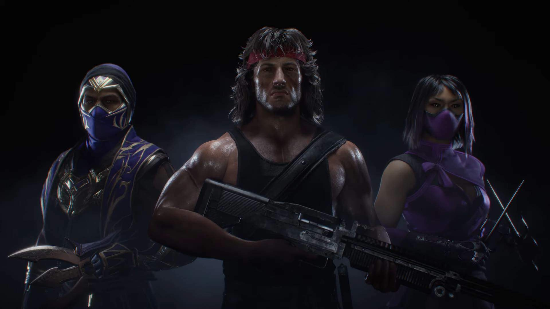 Mortal Kombat 11 Is Headed to Next-Gen Consoles, With Rambo in Tow