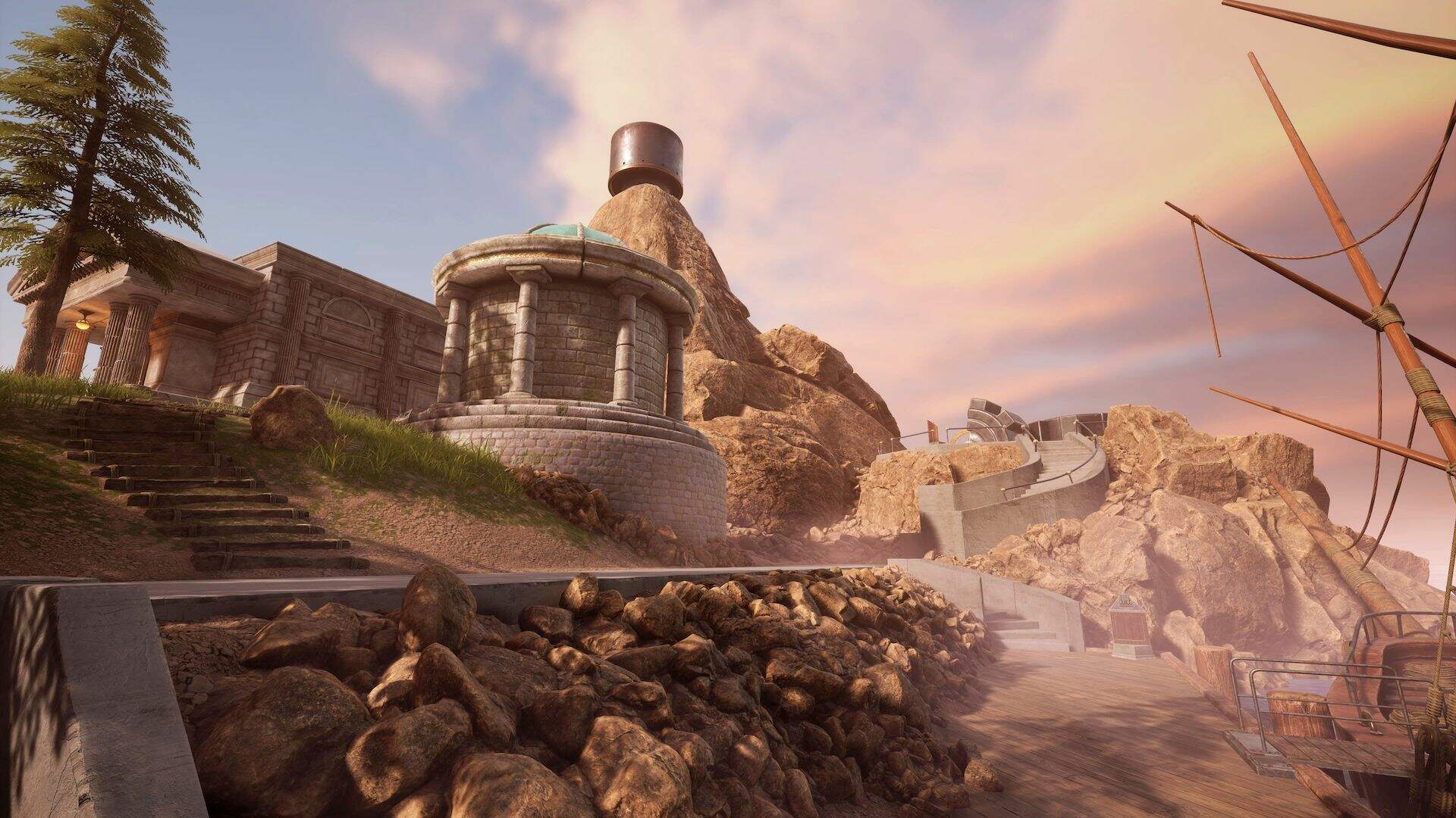 The New Myst Remake for Oculus Rift Is Also Coming to PC