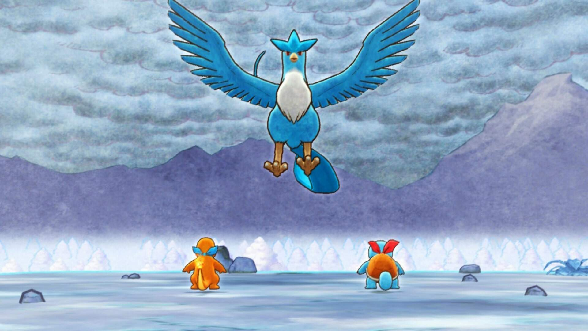 Pokemon Mystery Dungeon Rescue Team DX: How to Beat the Articuno Boss Fight