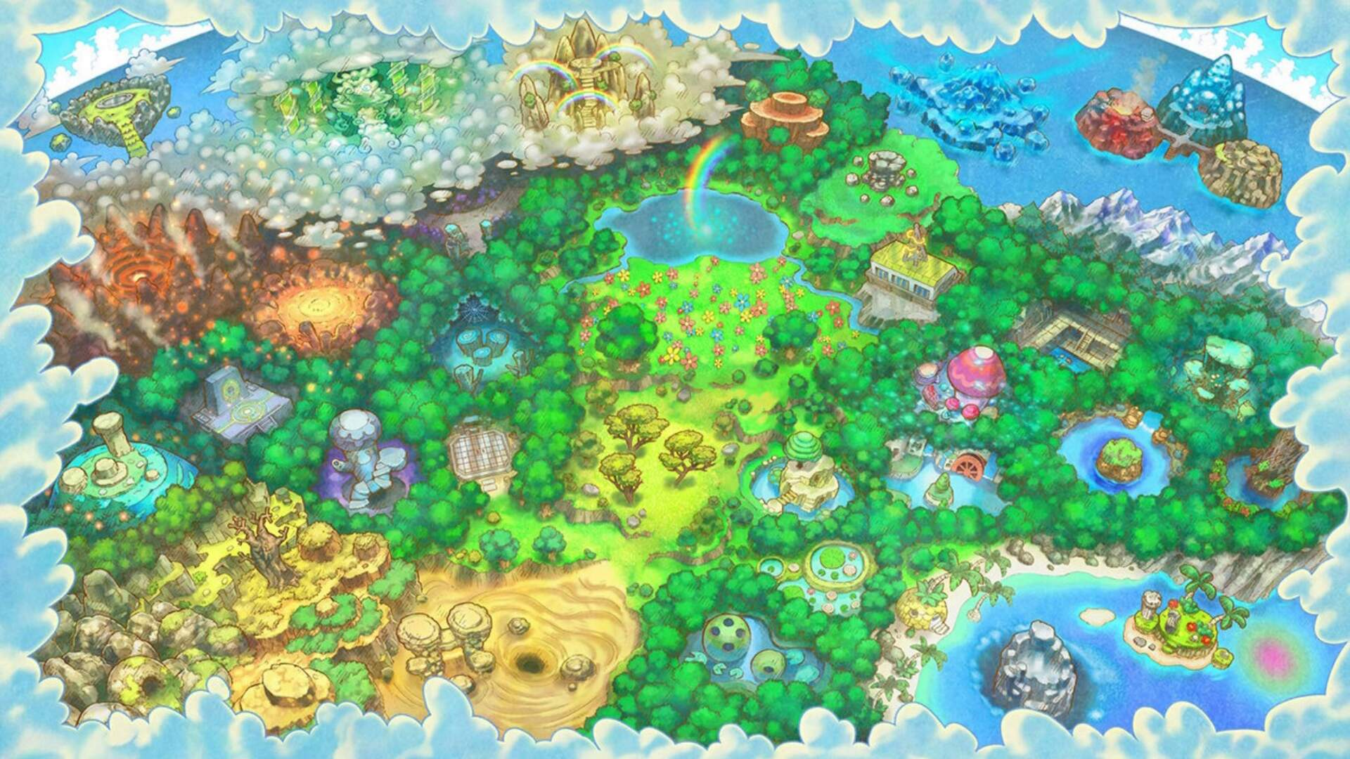 Pokemon Mystery Dungeon Rescue Team DX: How to Recruit New Pokemon to Your Team