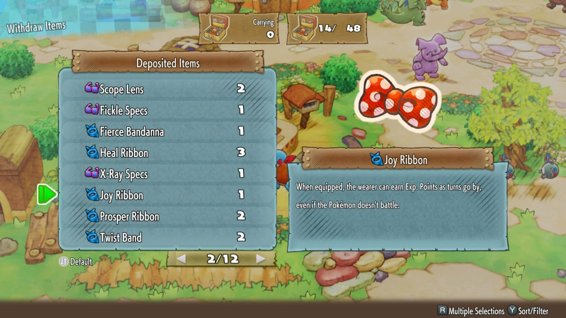 Pokemon Mystery Dungeon Rescue Team Dx How To Farm Exp And Gain Levels Fast Usgamer