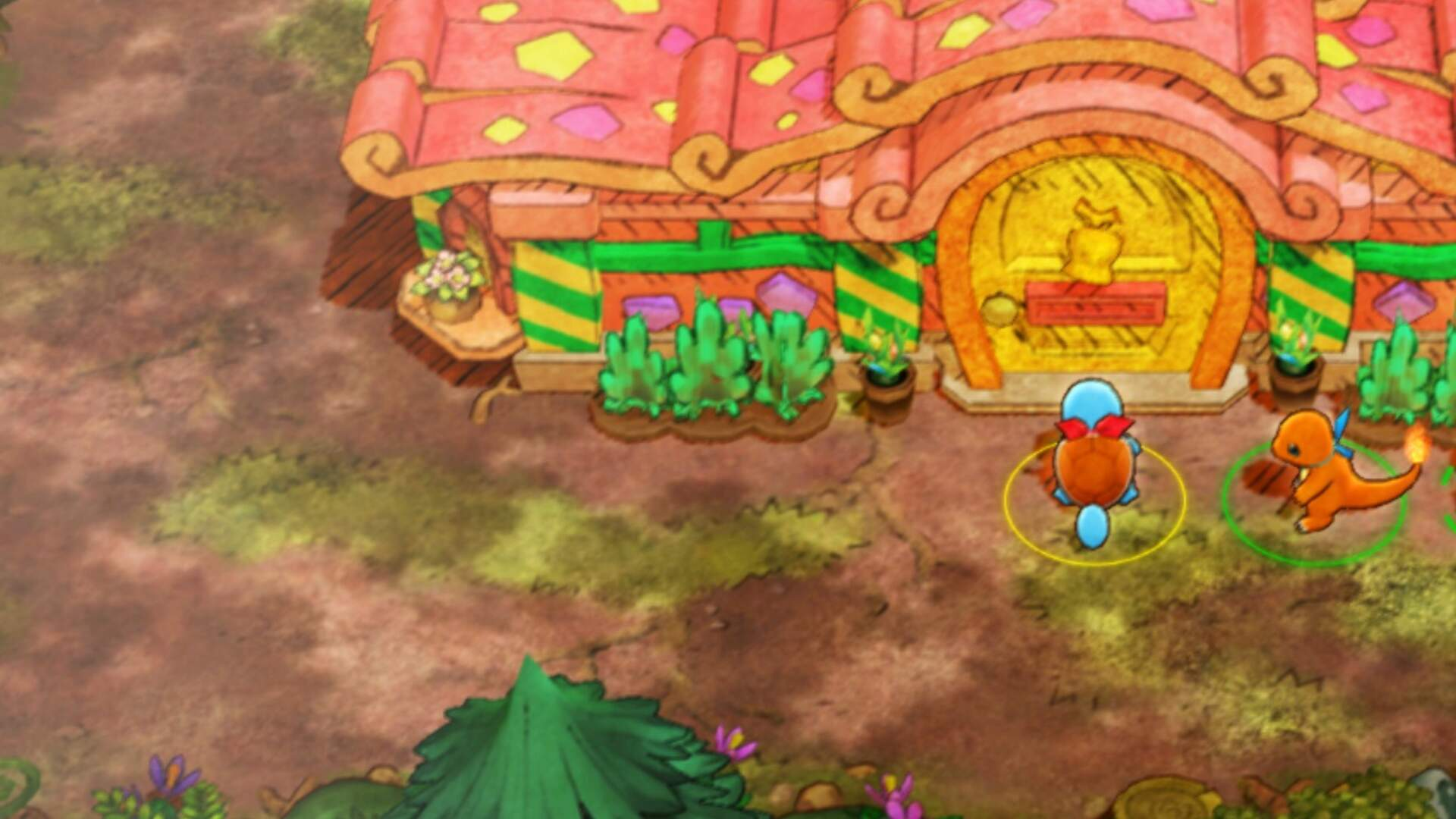 Pokemon Mystery Dungeon Rescue Team DX: Mystery Houses and Invitations Explained