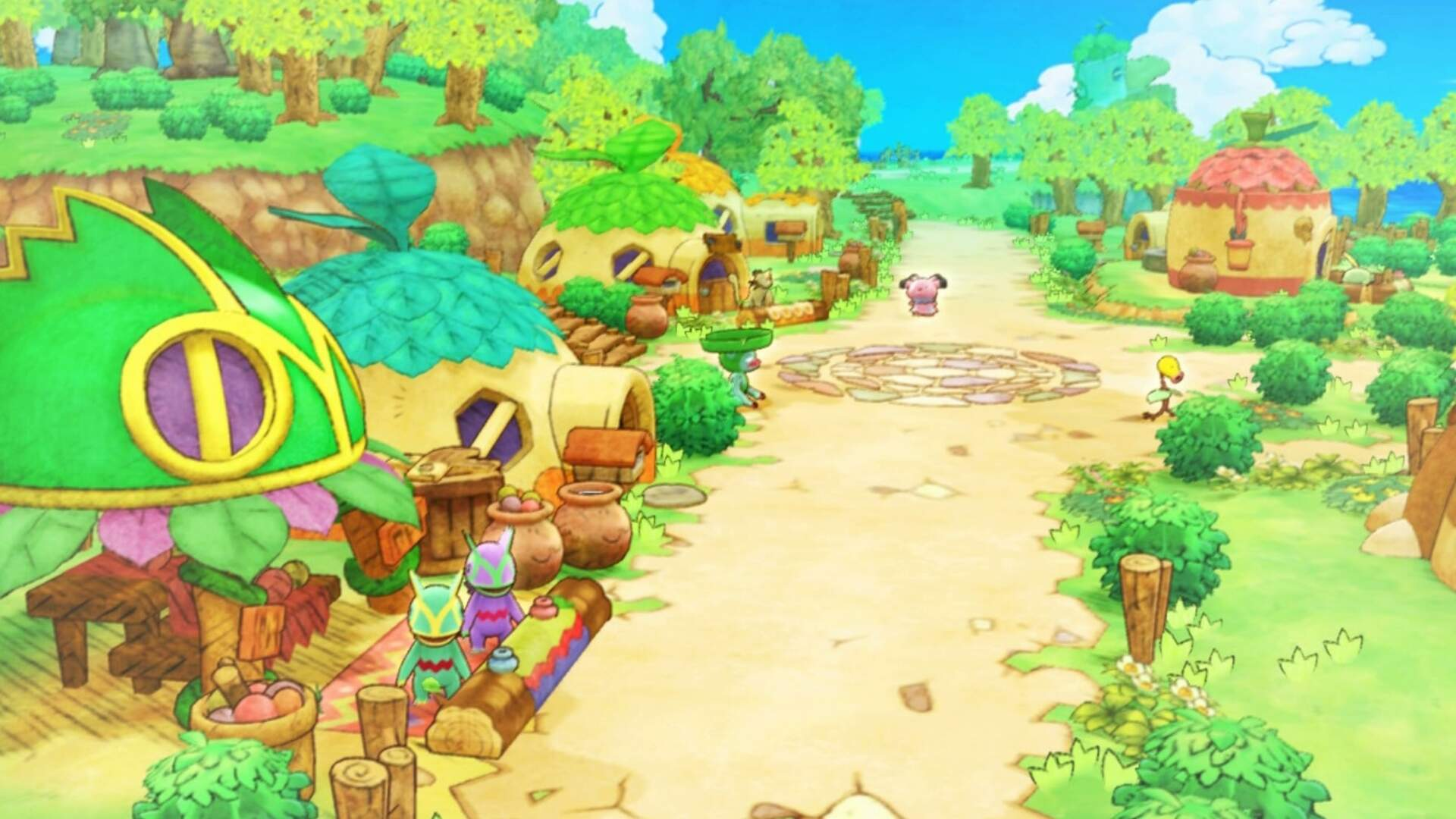 Pokemon Mystery Dungeon Rescue Team DX: How to Steal from Kecleon