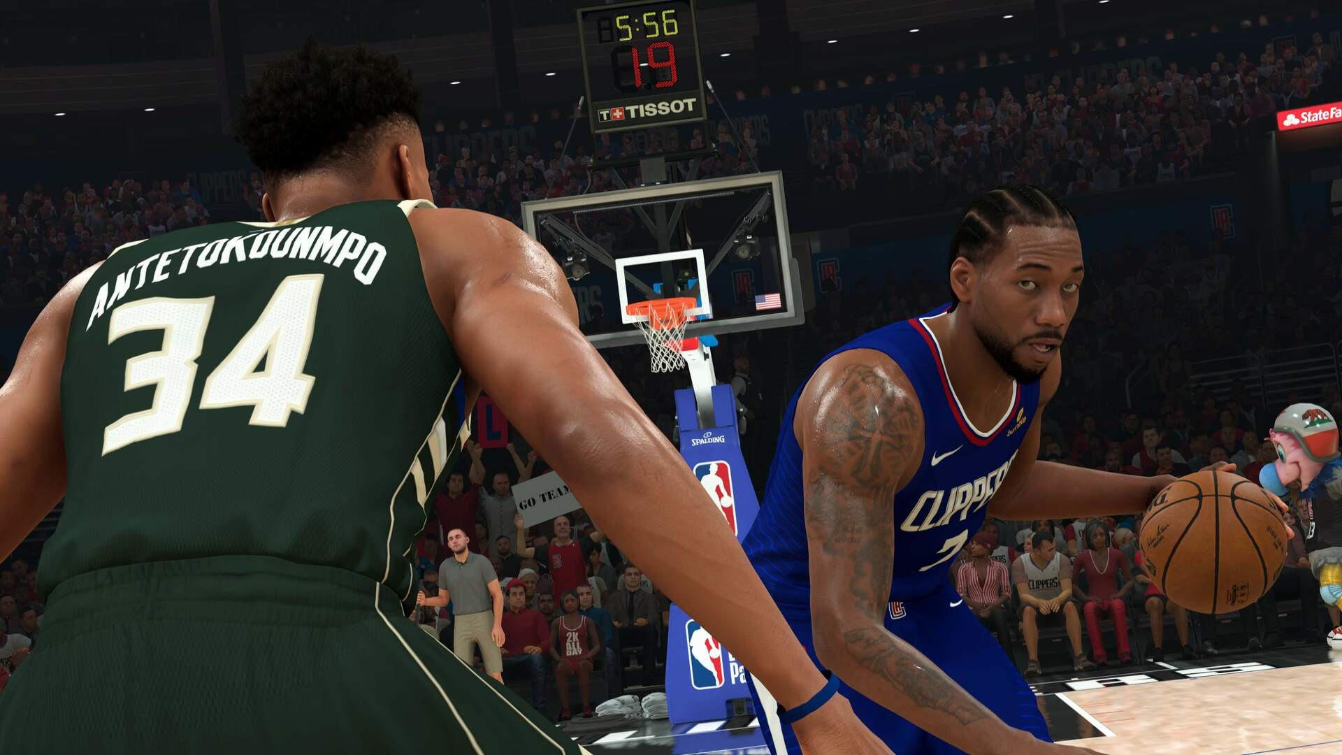 NBA 2K21 on PlayStation 5 and Xbox Series X Is Basically a Whole New Game
