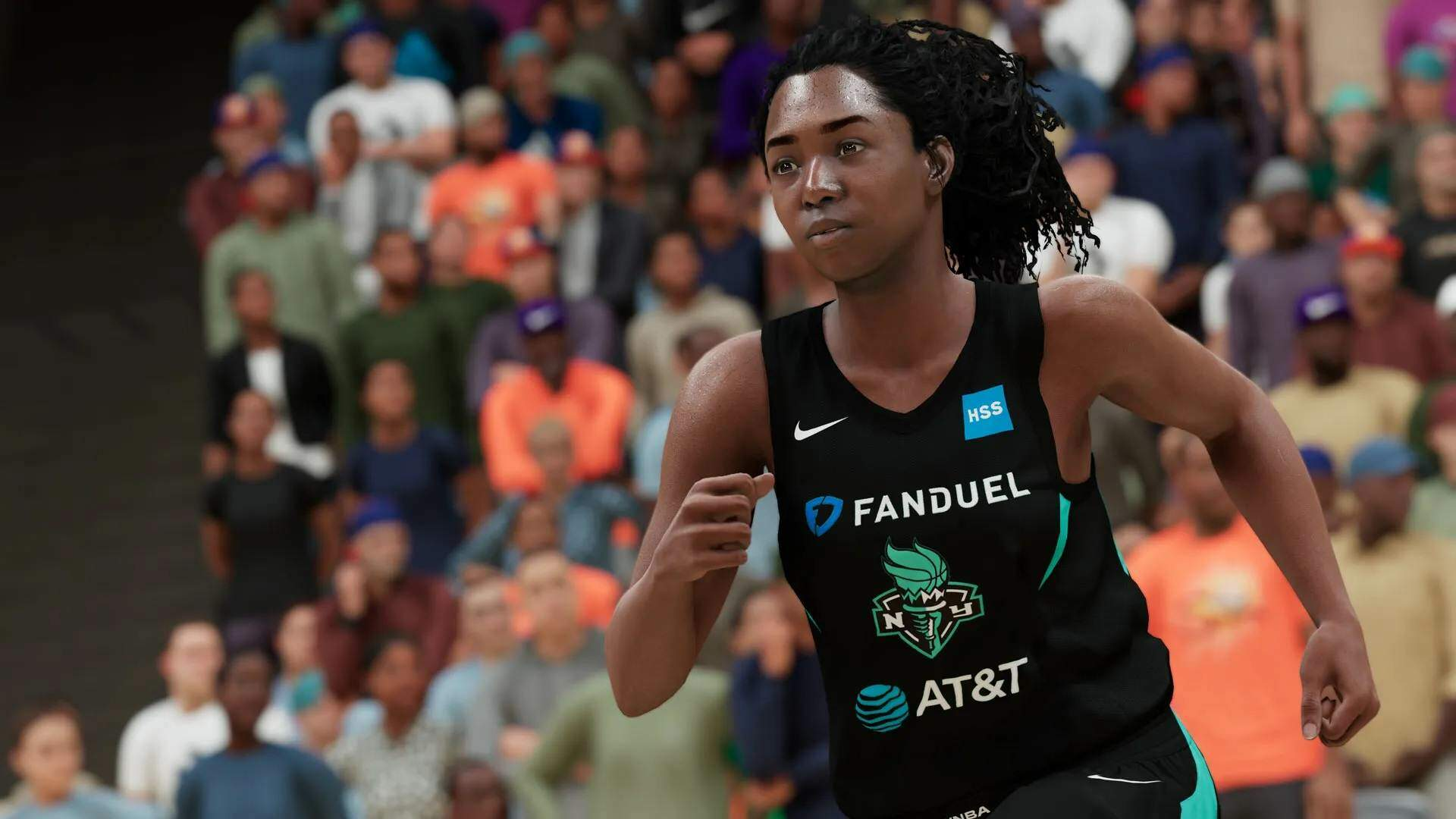 NBA 2K21 Is Bringing MyPlayer to the WNBA