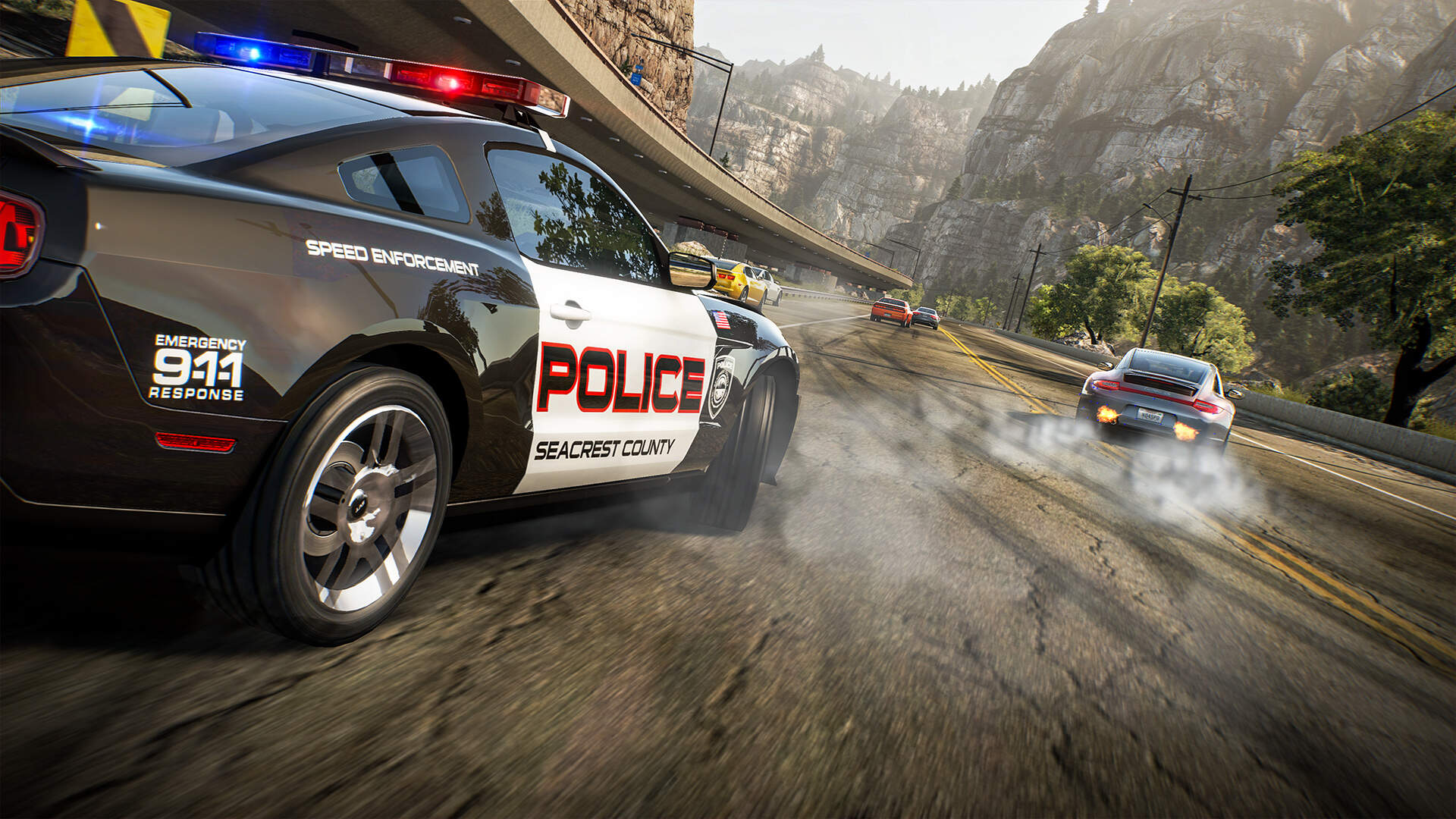 Need For Speed: Hot Pursuit Remastered Is a Real Trip to 2010, Mostly in a Good Way