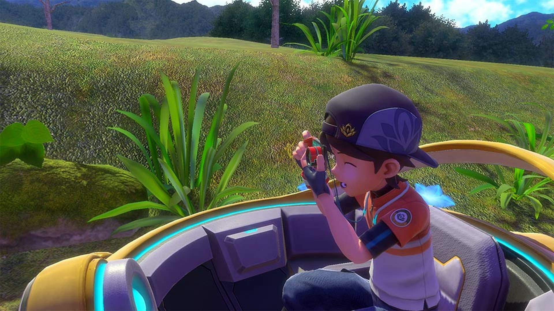 A New Pokemon Snap Is Coming to Nintendo Switch