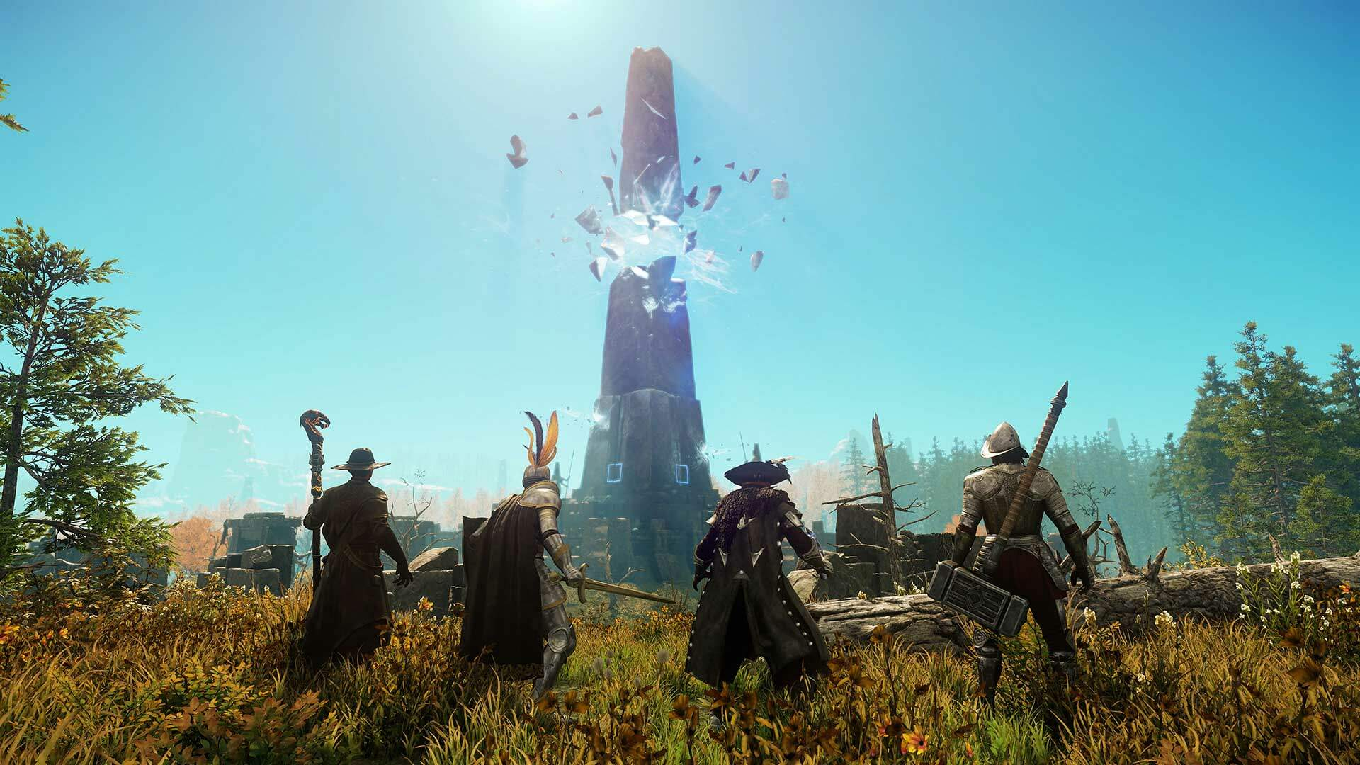 New World, Amazon's Upcoming MMO, Has Been Delayed Yet Again