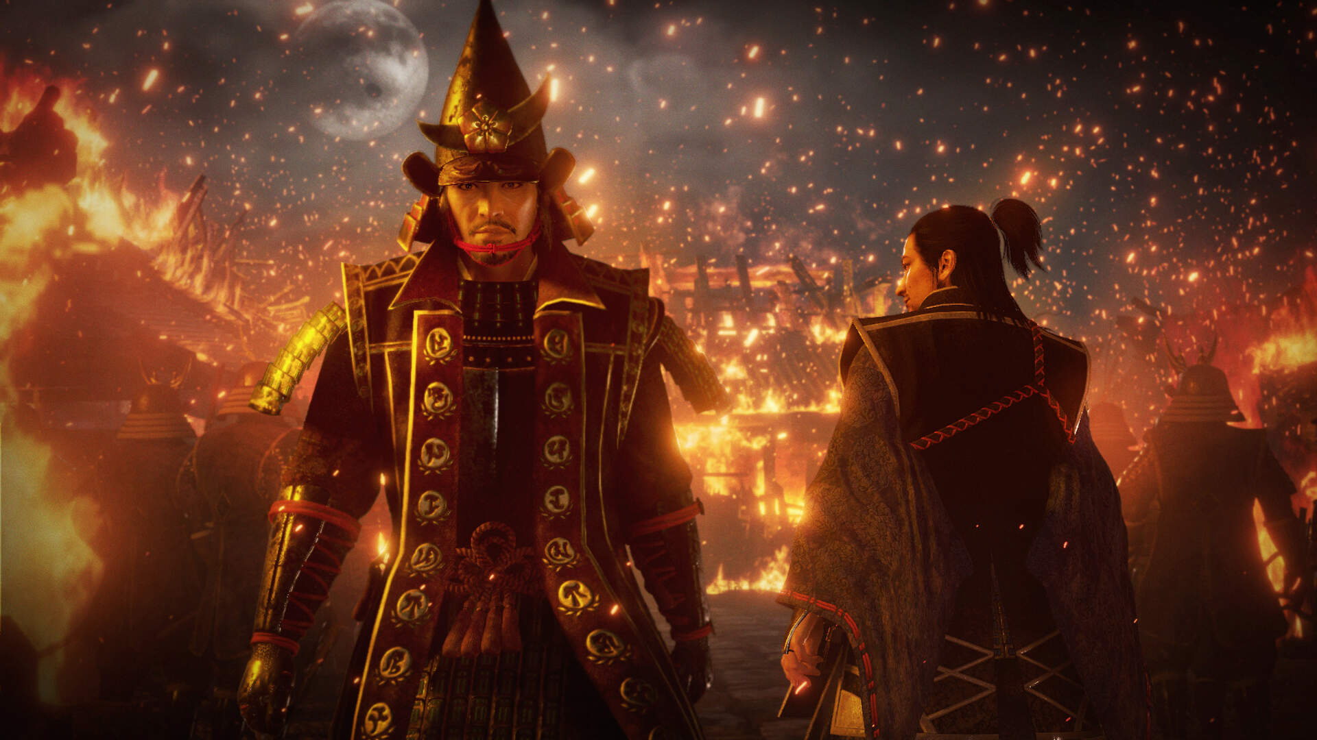 A Frank Chat About Difficulty With Nioh 2's Producer