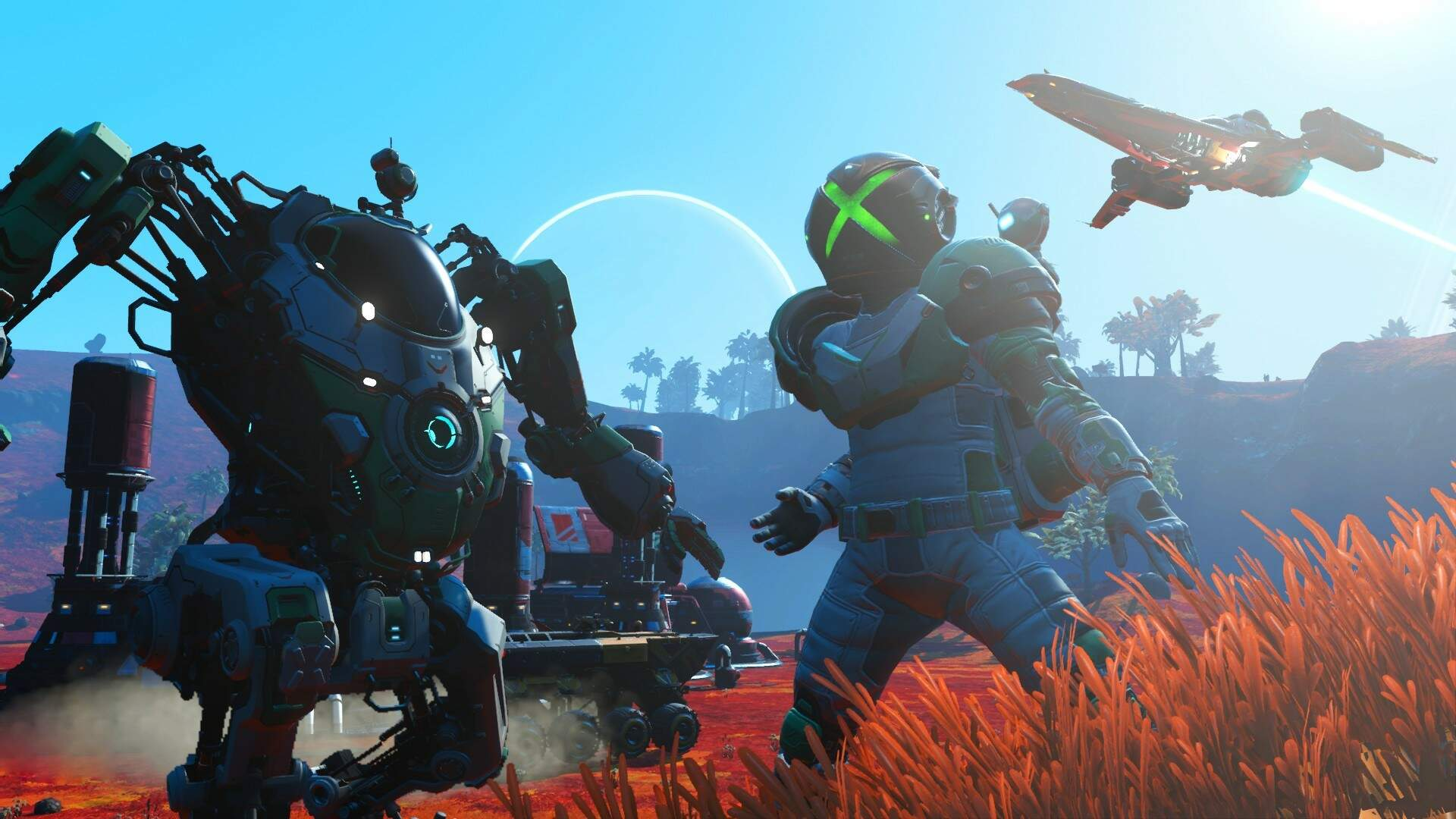 No Man's Sky Is Heading to Xbox Game Pass in June