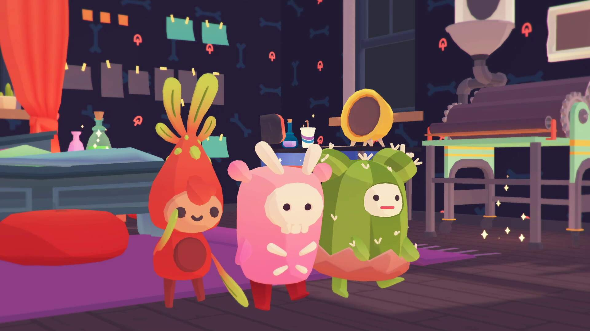 Ooblets Makers Share Big Personal News and a Big Update Roadmap