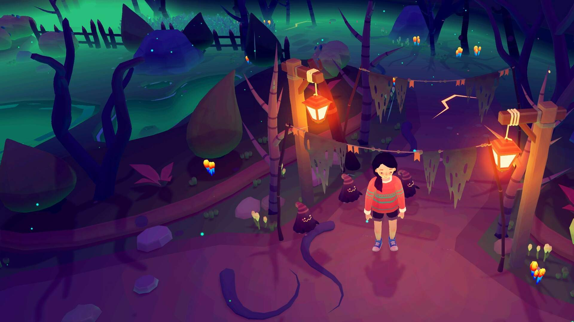 Ooblets Now Includes the Nullwhere, a Spooky Region Perfect for the Season