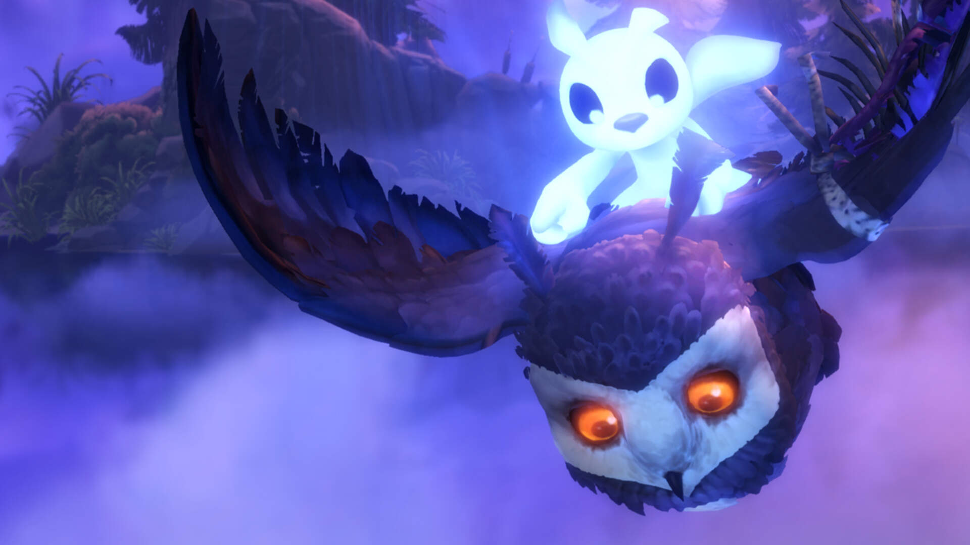 "Ori and the Will of the Wisps is ""Three Times the Scope and Scale"" of Blind Forest"