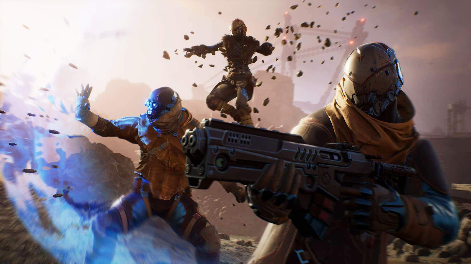 Square Enix's Co-Op Shooter Outriders Pushed to Next February