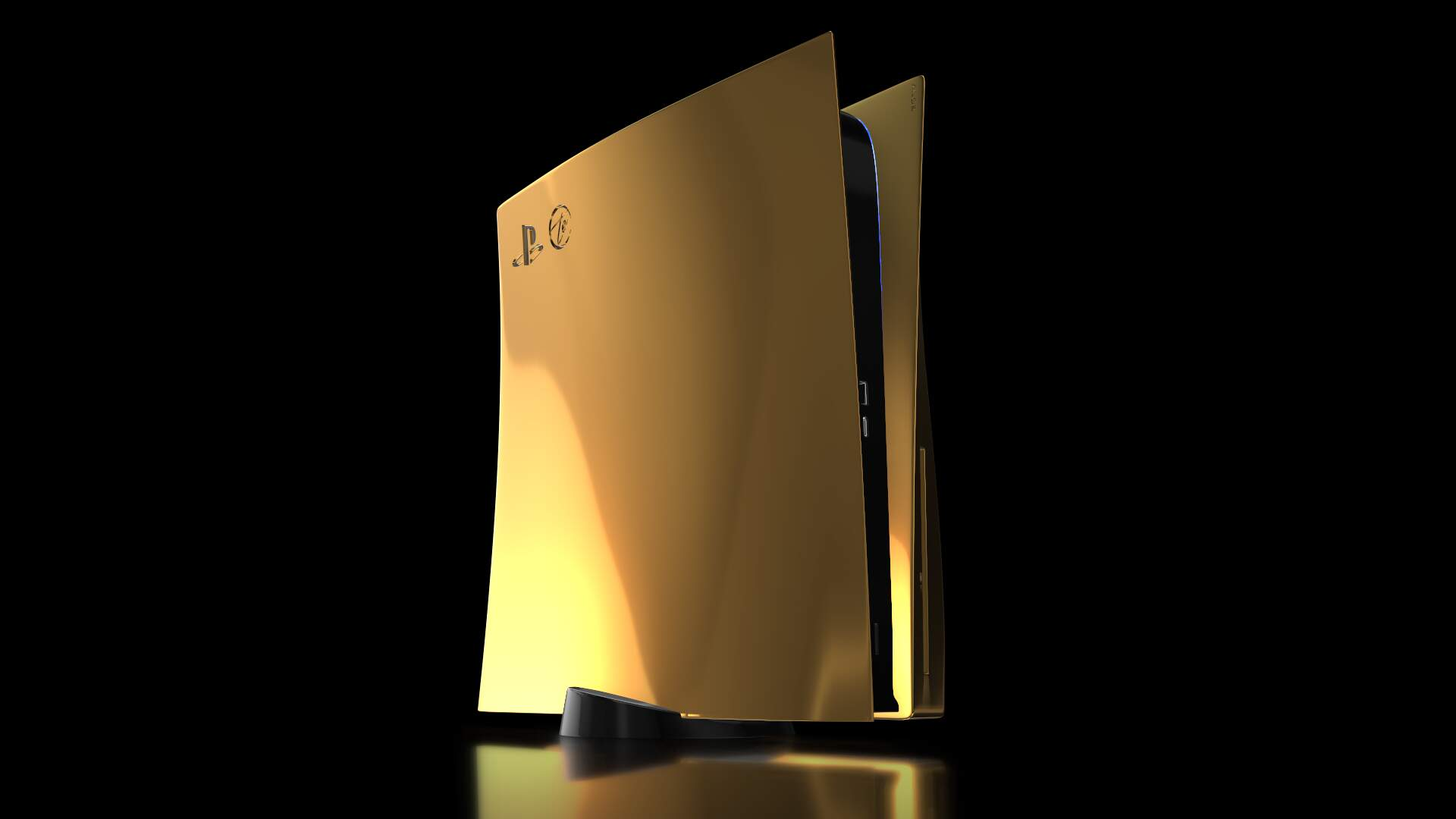 PS5 Pre-Orders Are Starting Soon… If You Want a Console Covered in Gold
