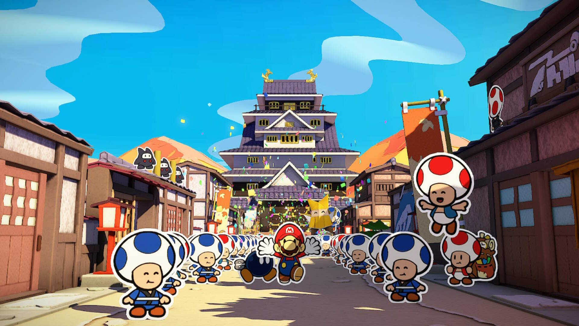 Paper Mario The Origami King: Should You Buy the Shogun Studios Royalty Pass?