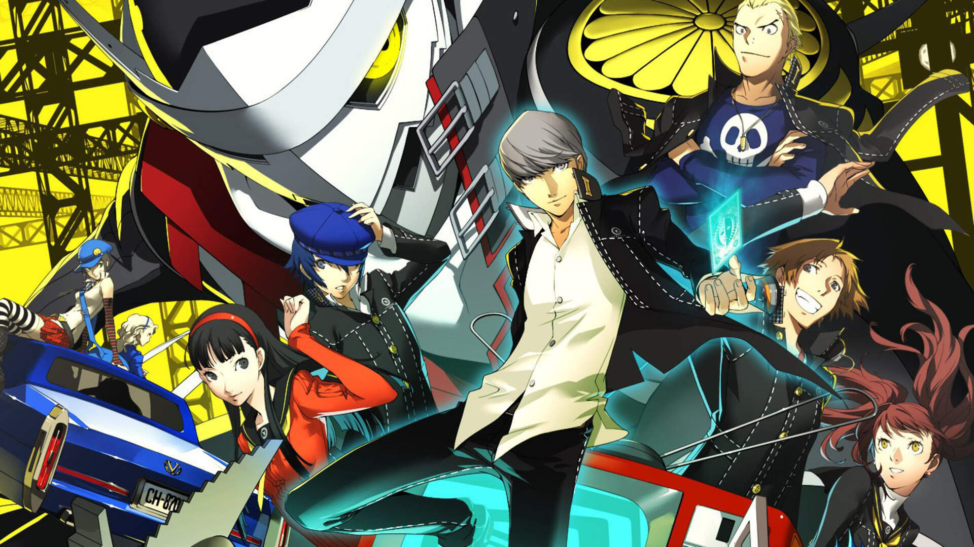 You Should Play Persona 4 Golden on PC if Only for the Japanese VO