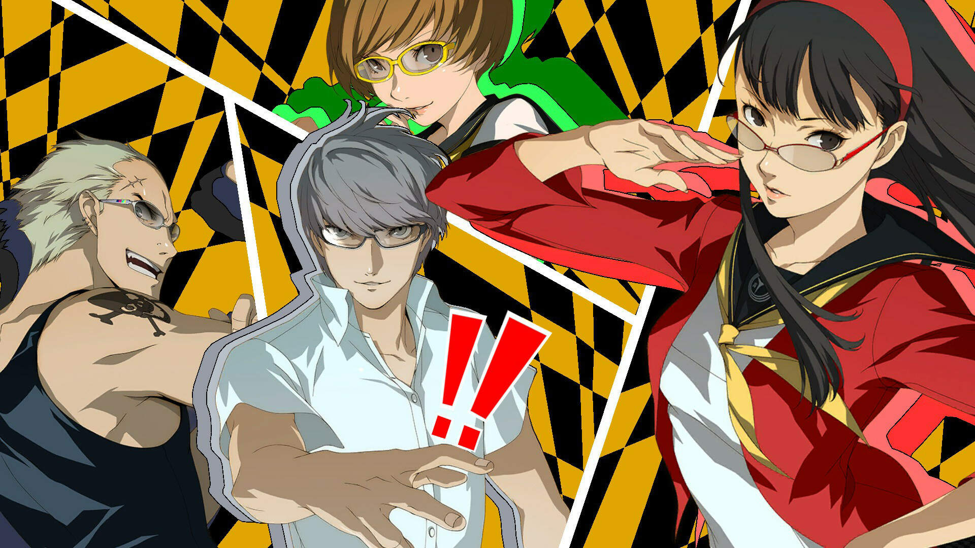 Every Day's Great With Persona 4 Golden Out Now on PC