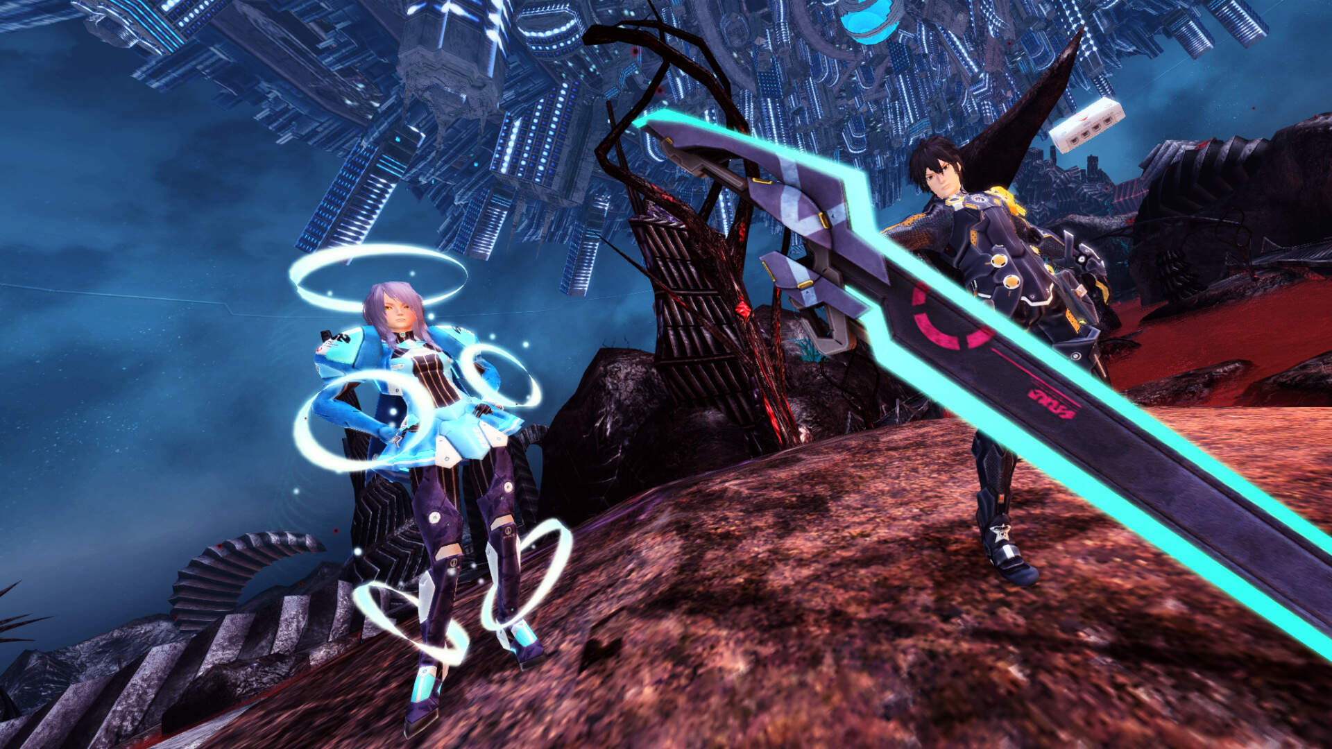 Phantasy Star Online 2 Manual Points to Potential Steam Release
