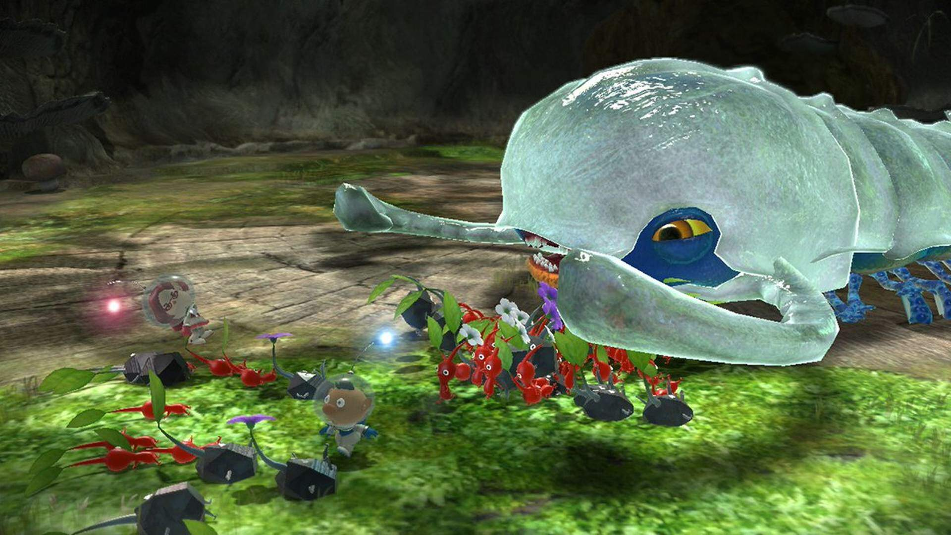 Pikmin 3 Deluxe's Demo Drops Today With Bonuses for Eager Pluckers