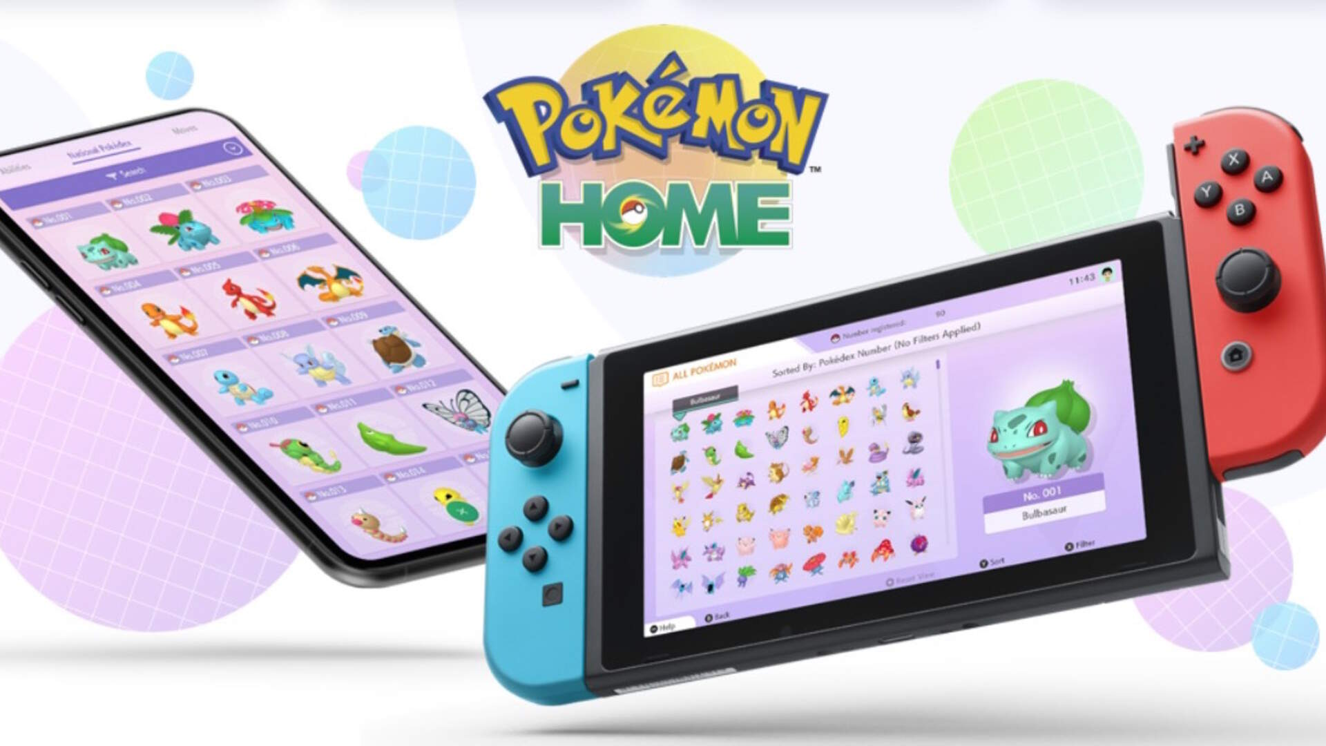 Don't Worry, Pokemon Home Doesn't Require Nintendo Switch Online