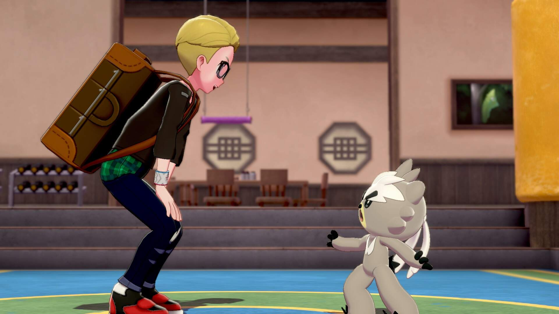 The Pokemon Isle of Armor DLC's Lively New Wild Area is Much Better Than Sword and Shield's