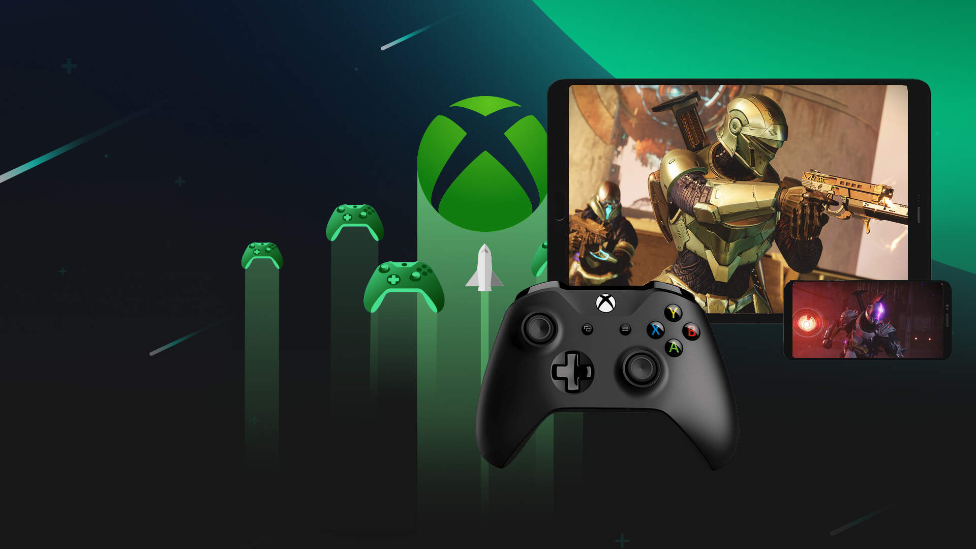 Microsoft's xCloud Streaming Service Expands With Destiny 2, Halo: The Master Chief Collection, and More