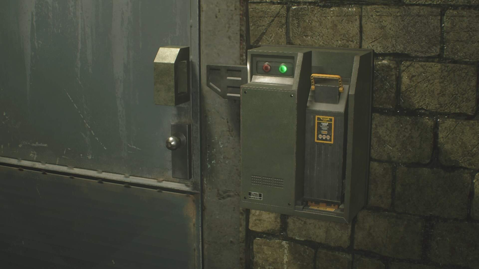 Resident Evil 3: How to Open the Electronic Locks in the Sewers