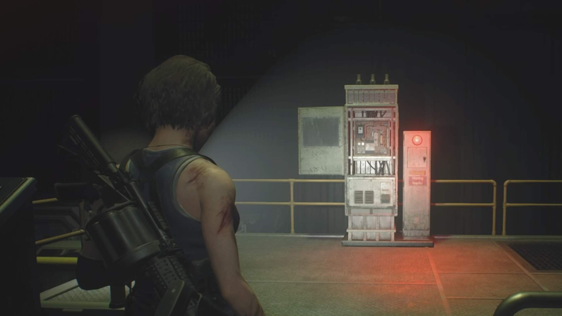 Resident Evil 3: How to Get All the Elevator Fuses at the Underground Storage