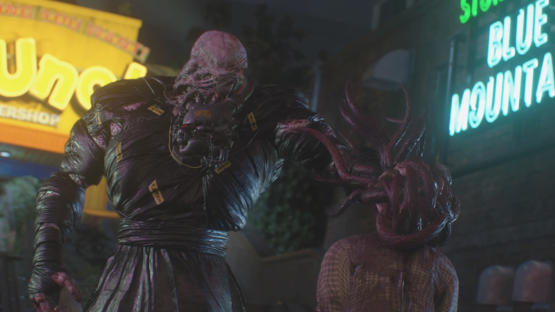 Resident Evil 3 All Nemesis Boss Fights And Encounters Usgamer