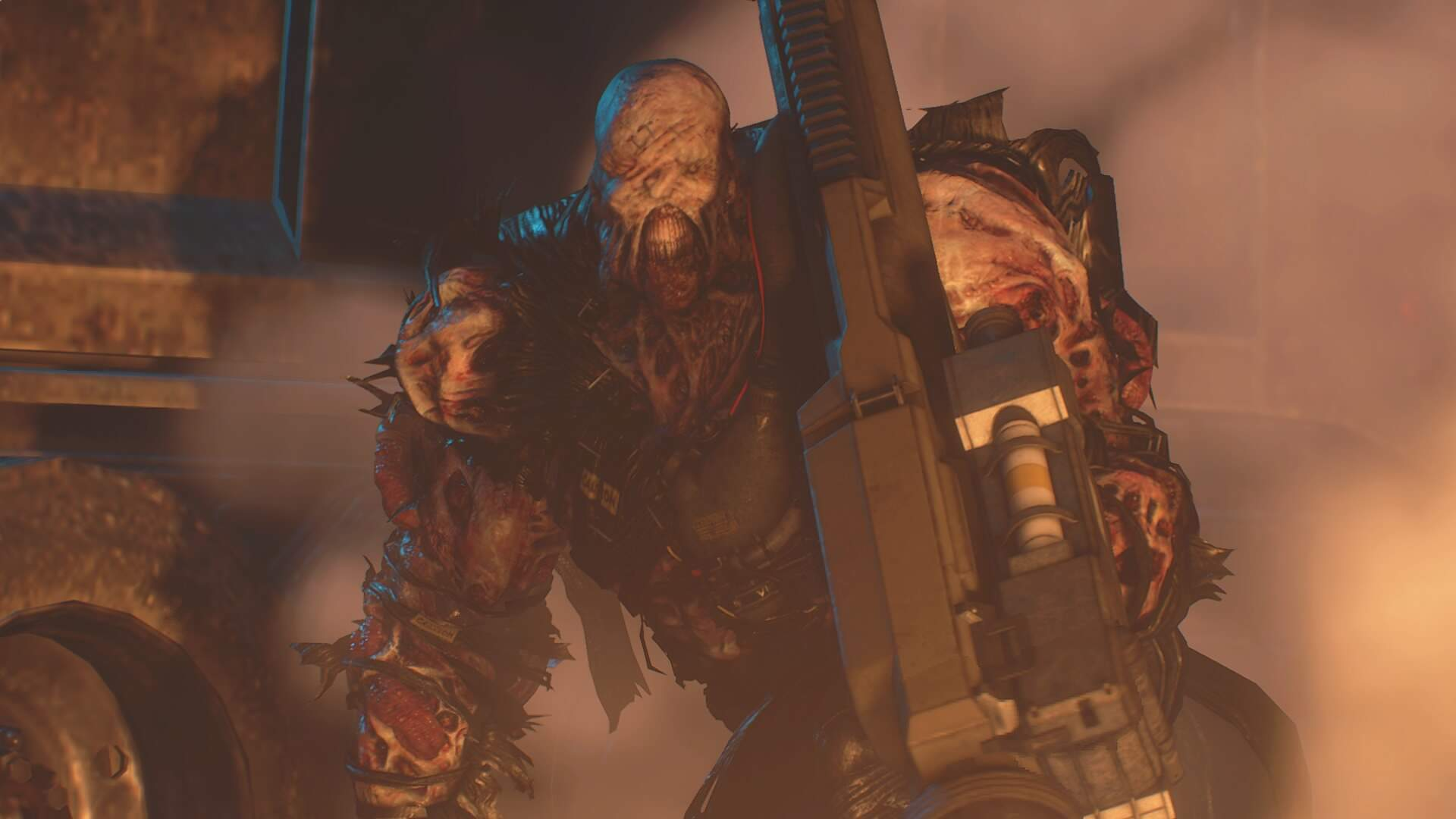 Here's Resident Evil 3's Terrifying Nemesis Remade in Dreams