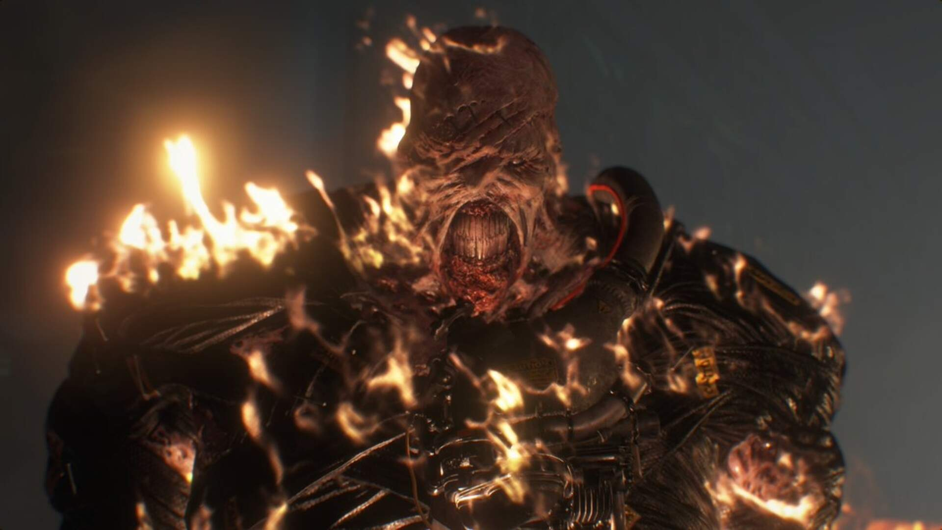 Nemesis Has Zero Chill in New Resident Evil 3 Remake Trailer