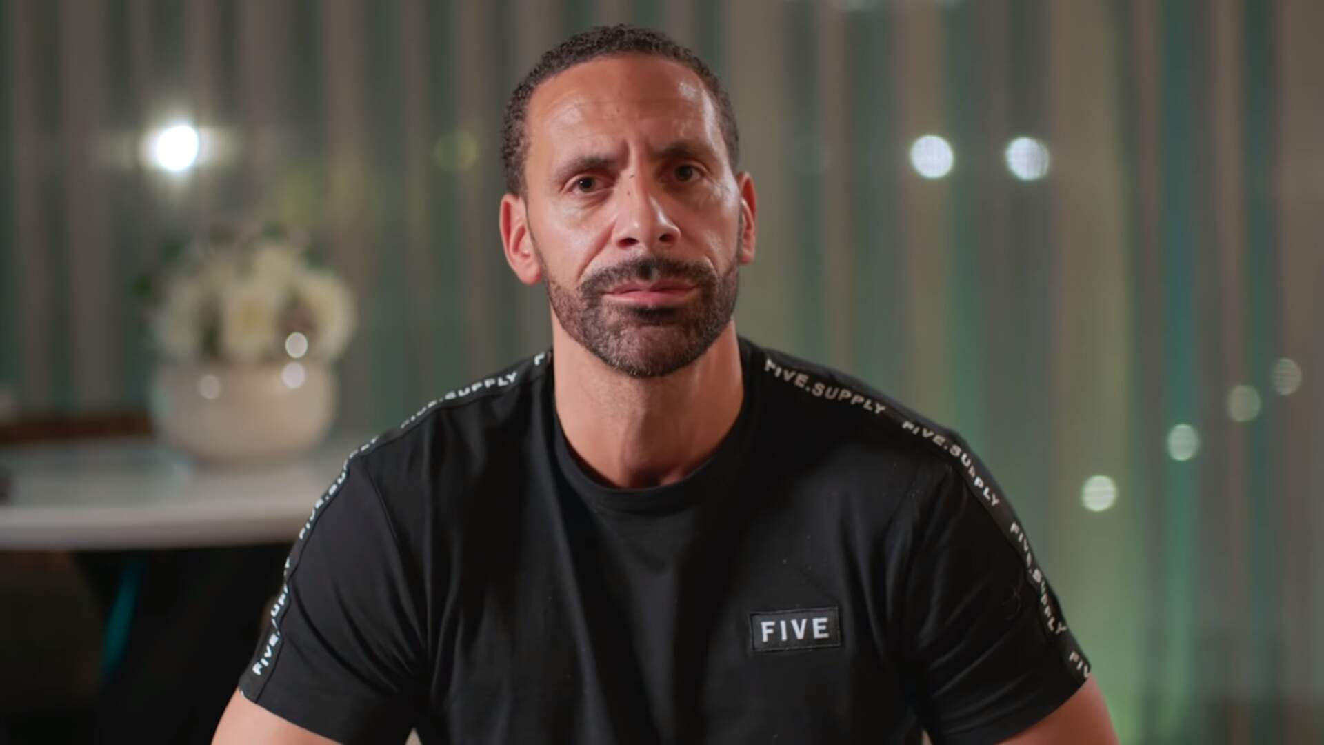 "Soccer Legend Rio Ferdinand Urges Adults to ""Set Parameters"" Over Money and Time Kids Spend on Video Games"