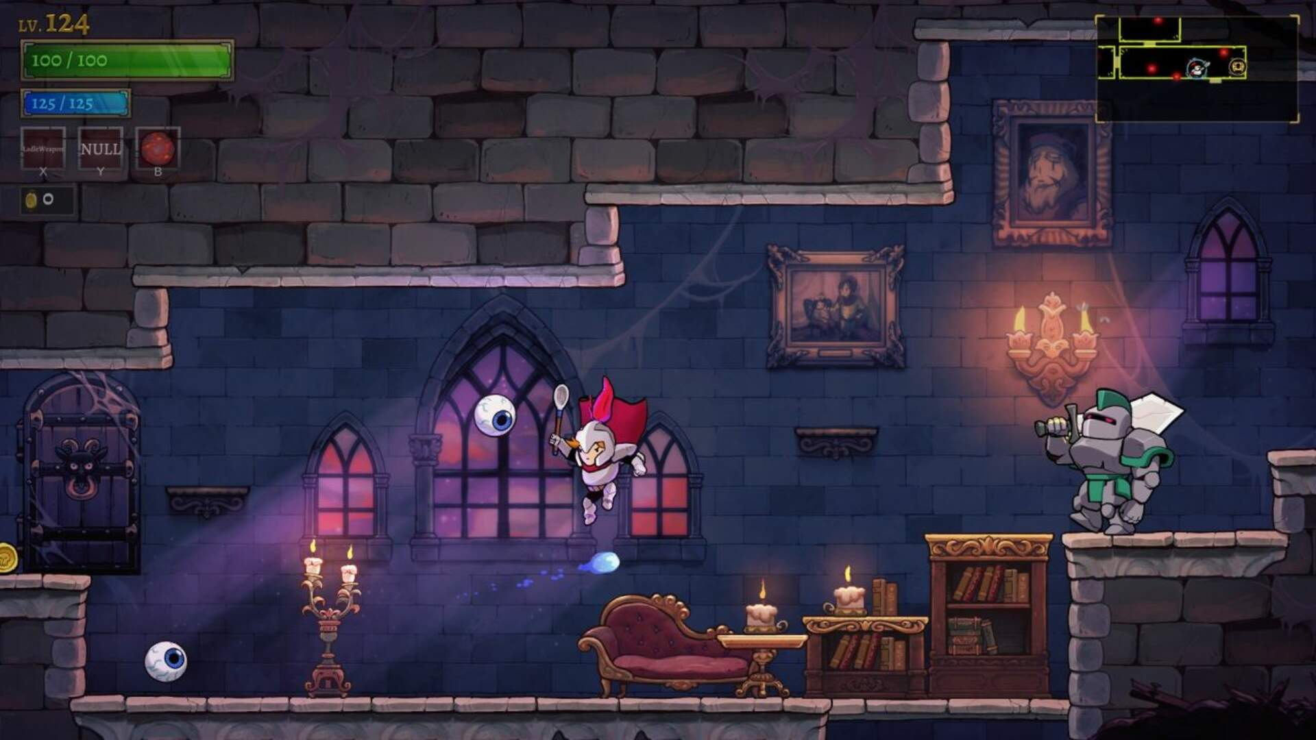 Rogue Legacy 2 Is Generating New Heirs for the Slaughter This Summer