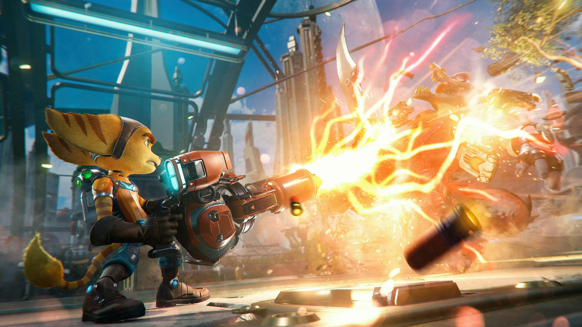 Insomniac Reaffirms PS5 Exclusivity for Ratchet & Clank: Rift Apart