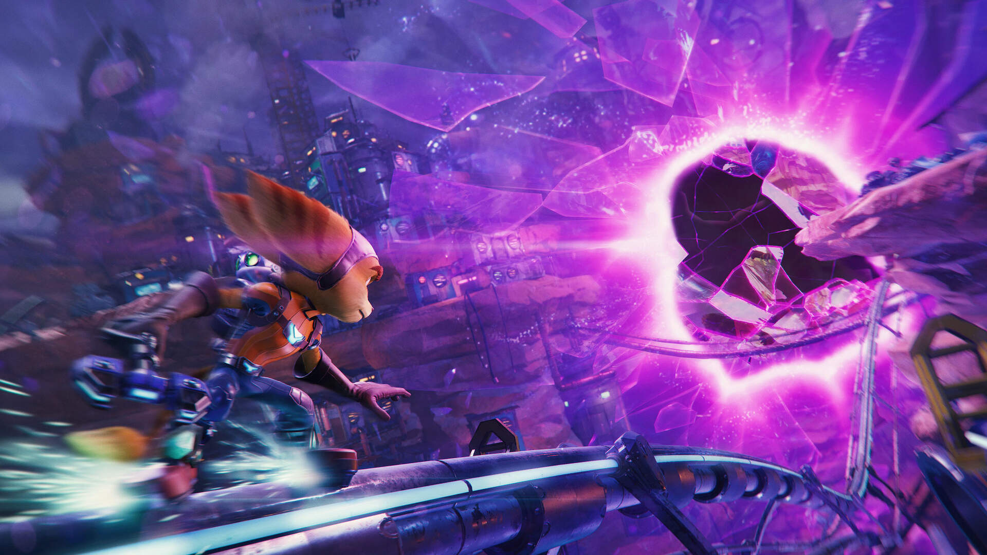 The PS5's New Ratchet & Clank Will Premiere New Footage at Gamescom This Week