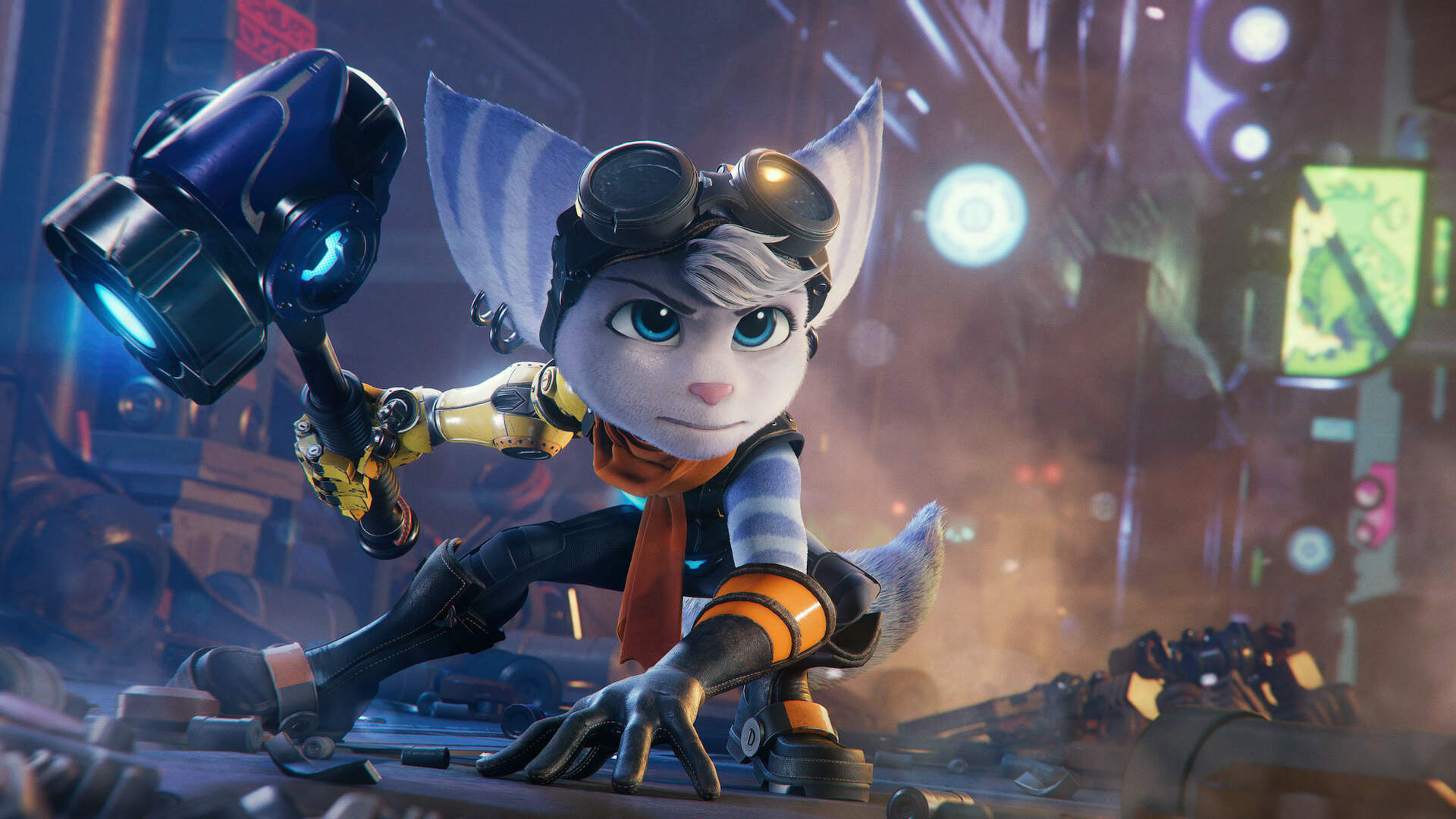 Yes, the New Female Lombax in Ratchet & Clank: Rift Apart Will Be Playable