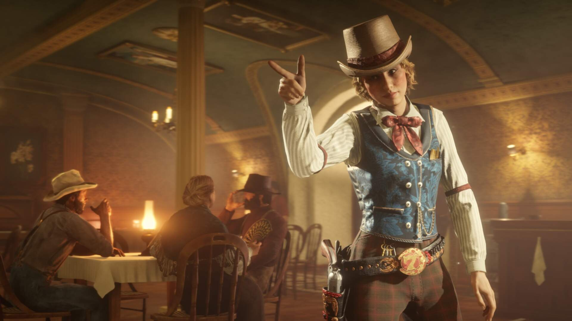 Red Dead Online Will Launch as a Separate Game Next Month