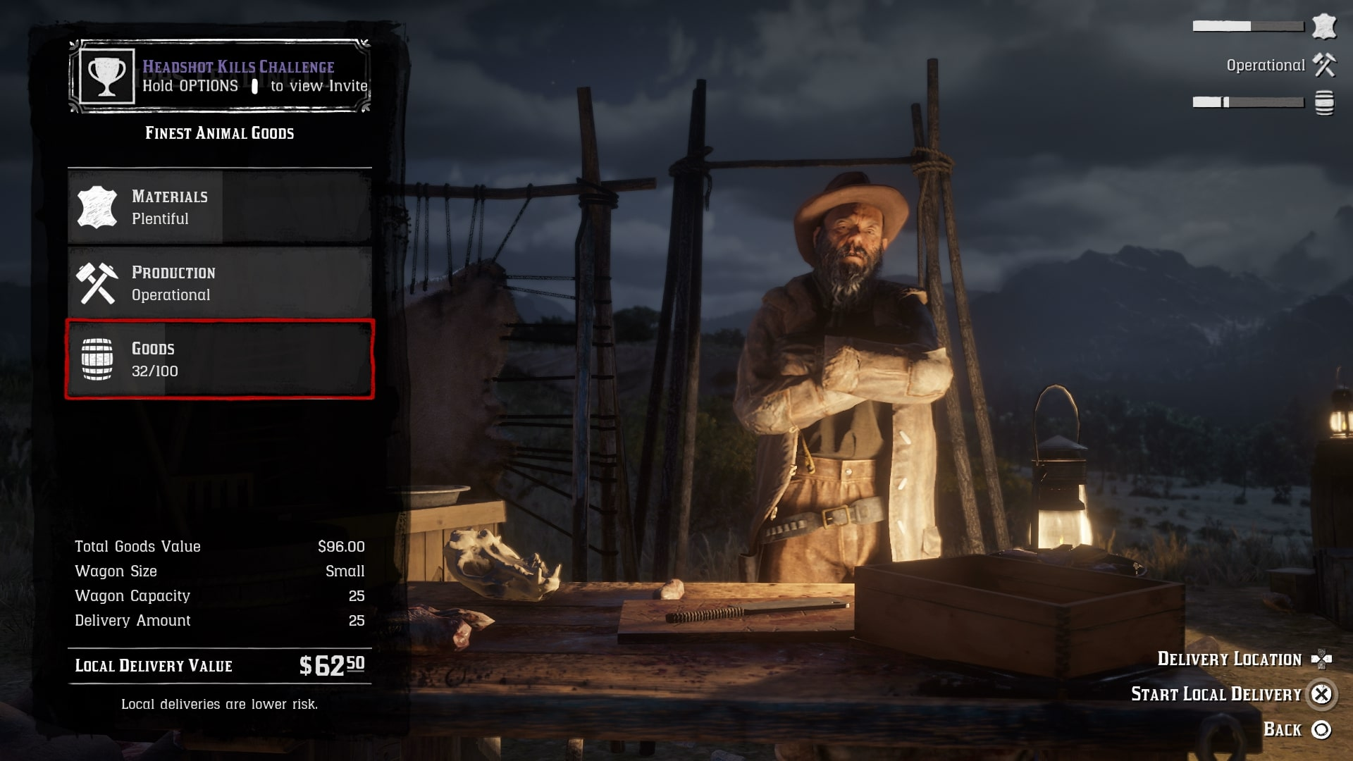 Red Dead Online How To Play As A Trader Usgamer